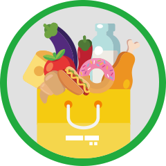 grocery heart - Grocery delivery service